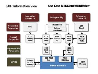 SAIF: Information View