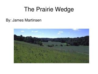 The Prairie Wedge