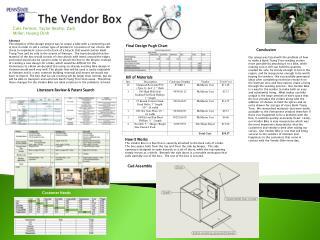 The Vendor Box