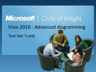 Visio 2010 -  Advanced  diagramming