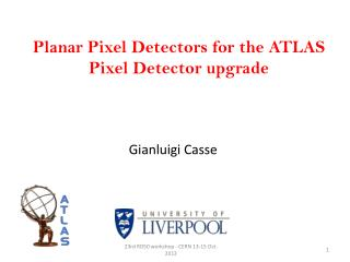 Planar Pixel Detectors for the ATLAS Pixel Detector upgrade