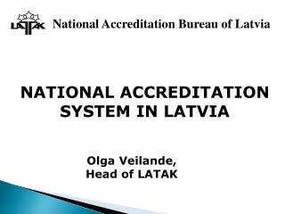 National Accreditation Bureau of Latvia
