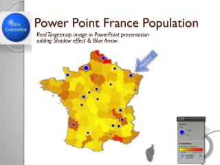 Power  Point France  Population