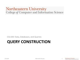 Query Construction