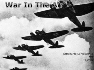 Stephanie Le Vesconte 9M History