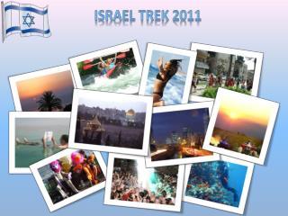 Israel Trek 2011