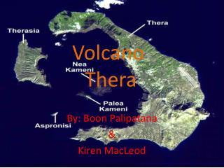 Volcano Thera