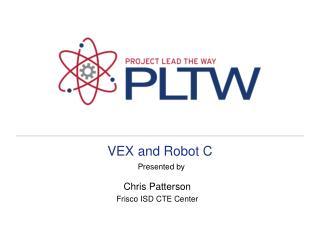 VEX and Robot C