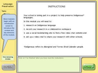 NAP ICTL11 Exemplars Language Preservation Presentation