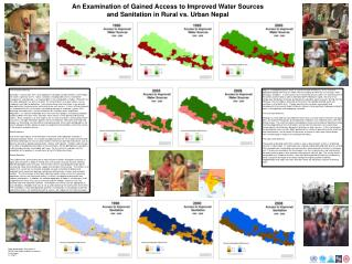 An Examination of Gained Access to Improved Water Sources  and Sanitation in Rural vs. Urban Nepal