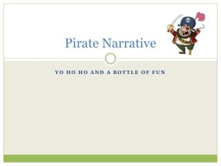 Pirate Narrative