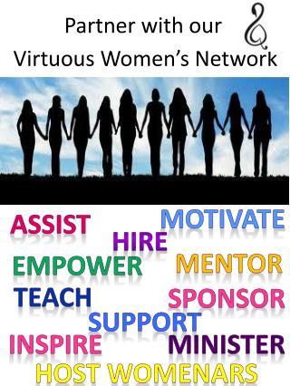 Virtuous Women�s Network