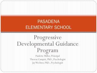 PASADENA  ELEMENTARY SCHOOL