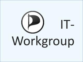 IT- Workgroup