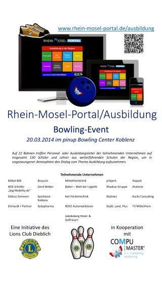 Rhein-Mosel-Portal/Ausbildung