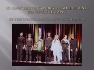 LOINDICIE en  mai 2004