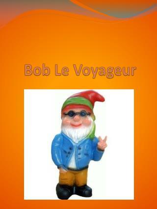 Bob Le Voyageur