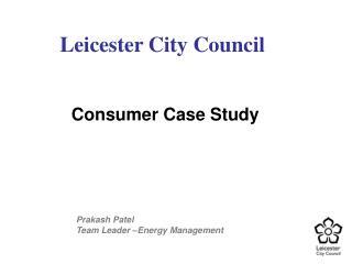 Consumer Case  Study