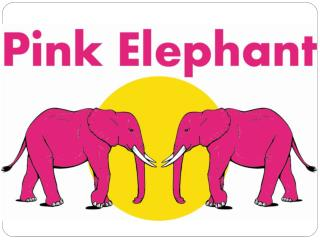 Pink  Elephant  Ltd.