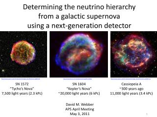 Determining  the  neutrino hierarchy from a  galactic supernova using a next-generation detector