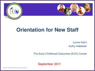 Orientation for New Staff