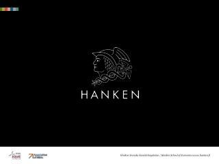 Hanken  Library Help Zone EBSLG 14-15.10.2013