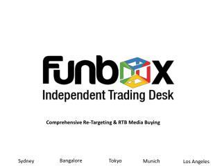 Comprehensive Re-Targeting & RTB Media Buying