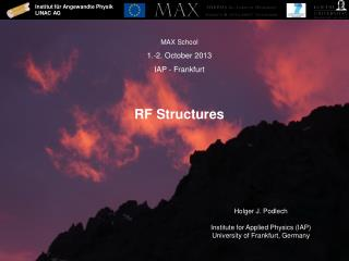 RF  Structures