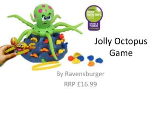 Jolly Octopus Game