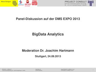 BigData  Analytics