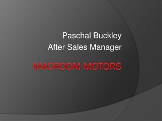 Macroom  Motors