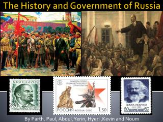 The History and Government of Russia