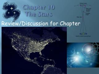 Chapter 10 The Stars