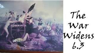 The War Widens 6.3
