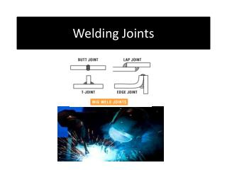 Welding Joints