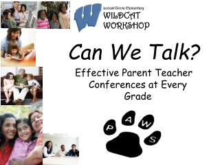 Can e Talk? Effective Parent Teacher Conferences at Every Grade