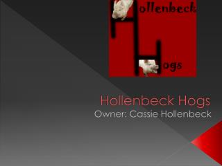 Hollenbeck Hogs