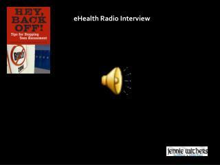 eHealth  Radio Interview