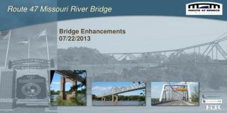 Bridge Enhancements 07/22/2013