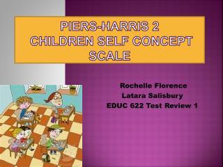 Piers-Harris 2  Children Self Concept Scale