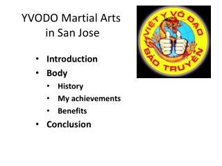 YVODO Martial Arts  in San Jose