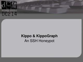 Kippo & KippoGraph