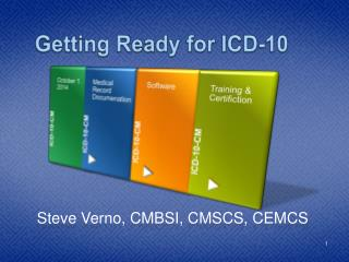 Getting Ready for ICD-10