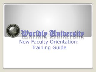 Worldly University