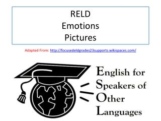 RELD  Emotions Pictures