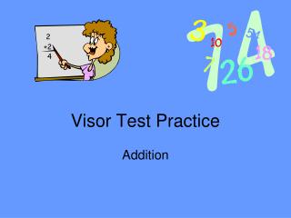 Visor Test Practice