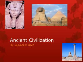 Ancient Civilization