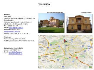 Villa LANNA