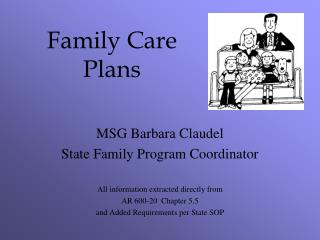 Family Care  Plans