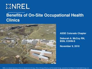 Benefits of On-Site  Occupational Health  Clinics